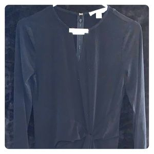 Micheal Kors. Little black dress. Size XS.